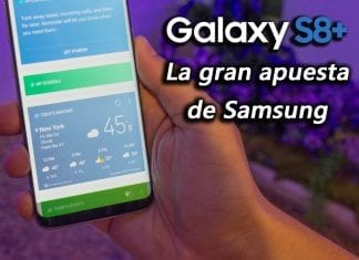 Review Galaxy S8+