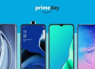 Amazon Prime Day 2020, smartphones en ofertas