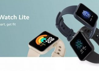 Xiaomi Mi Watch Lite